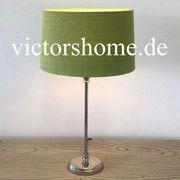 Tischlampe Stehlampe Stehleuchte tablelamp Oval