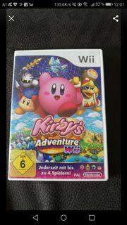 Wii Spiel Kirbys Adventure