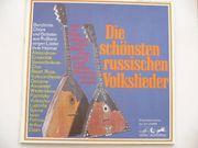 Schallplatte Various - Die schönsten russischen