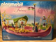 Playmobil Nr 5445 Fairies Prunkschiff