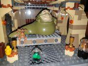 Lego 9516 und 75005 - Jabba