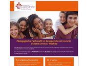 Pädagogische Fachkraft im Gruppendienst m