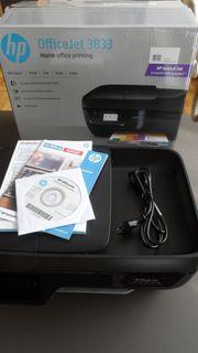 Neuwertiger HP 4in1 Officejet 37833