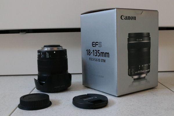 Canon EF-S 18-135mm 1 3