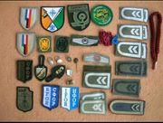 NATO Bundeswehr BW Aufnäher Anstecker
