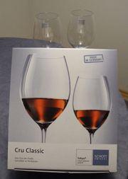 Rotweingläser Cru Classic 2 Gläser