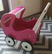 Lauflernwagen Hugo in Pink von