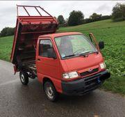 Daihatsu Kipper Transporter