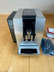 Jura Kaffevollautomat Z6 Satinsilber mit