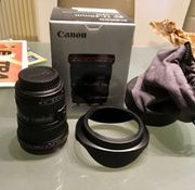 Canon EF 17-40mm 1 4
