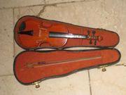Mini Geige / Violine