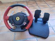 Thrustmaster ferrari 458 spider racing