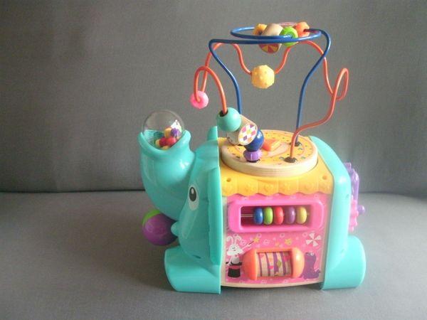 Kinderspielcenter Motorikwürfel