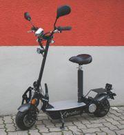 Sprinter E-Scooter mitZulassung helmfrei klappbar