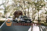 Mobile Sauna Fasssauna Badezuber Whirlpool