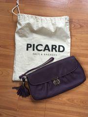 Picard Clutch Tasche aus weichem