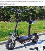 Viron e scooter 36v 800w