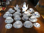 Geschirr Rosenthal Classic Romanze blau