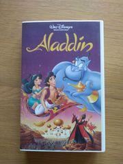 Aladdin VHS Sammlerstück