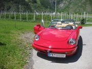 Alfa Romeo Spider Cabrio Serie