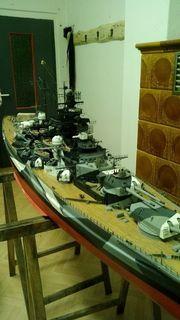 RC Schlachtschiff TIRPITZ