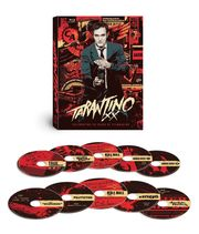 Quentin Tarantino 20 years of