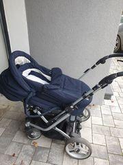 Teutonia Mistral Kombi Kinderwagen