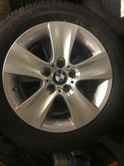 4x Winterräder Alu Org BMW