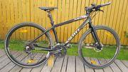 Fahrrad Trekking-Bike Fitness-Bike Scott Sub20