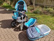 Kinderwagen Baggy Babyschale