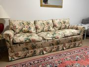 Sofa 3-Sitzer und Sessel