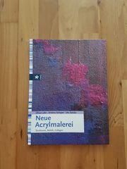 Buch über Acrylmalerei