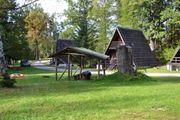 Hütten an Familien in Riesengebirge