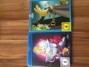 Blu-Ray DVDs für Kinder