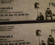 2x Freiwild Tickets Zwickau 05