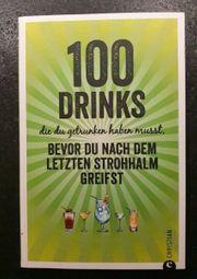 Cocktail Rezepte Buch NEU 100