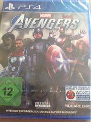 Avengers für PlayStation 4 Neuware