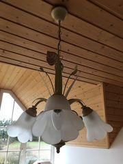 Lampe mit drei Armen Hängelampe