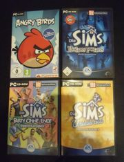 Sims PC Spiele und Angry