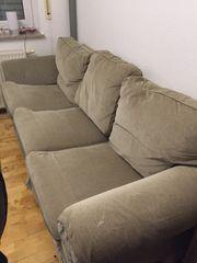 Ikea Ektrop 3er Sofa