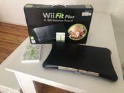 Wii Fit Plus inkl Balance