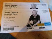 Sarah Connor Konzertkarten für 2021