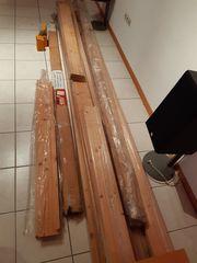 Holzdecke günstig zu verkaufen