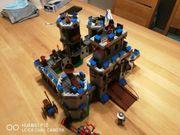 Lego Burg