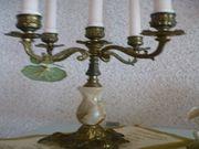Onyx Kerzenständer gerne mit passender