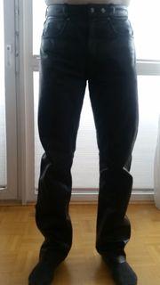 Jeans aus Rindleder von Held