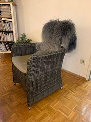 Rattan Sessel Kunststoff