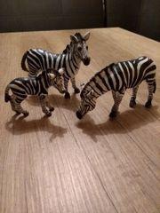 Schleich Zebra Familie