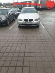 BMW 525D NEUE TUV