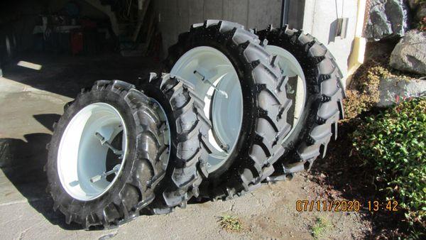 Zwillingsreifen für Traktor